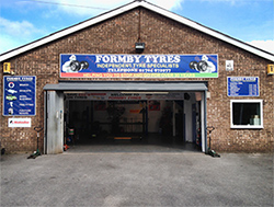 Formby Tyres Garage